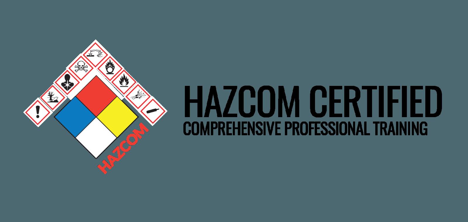 Hazcom Certified Logo