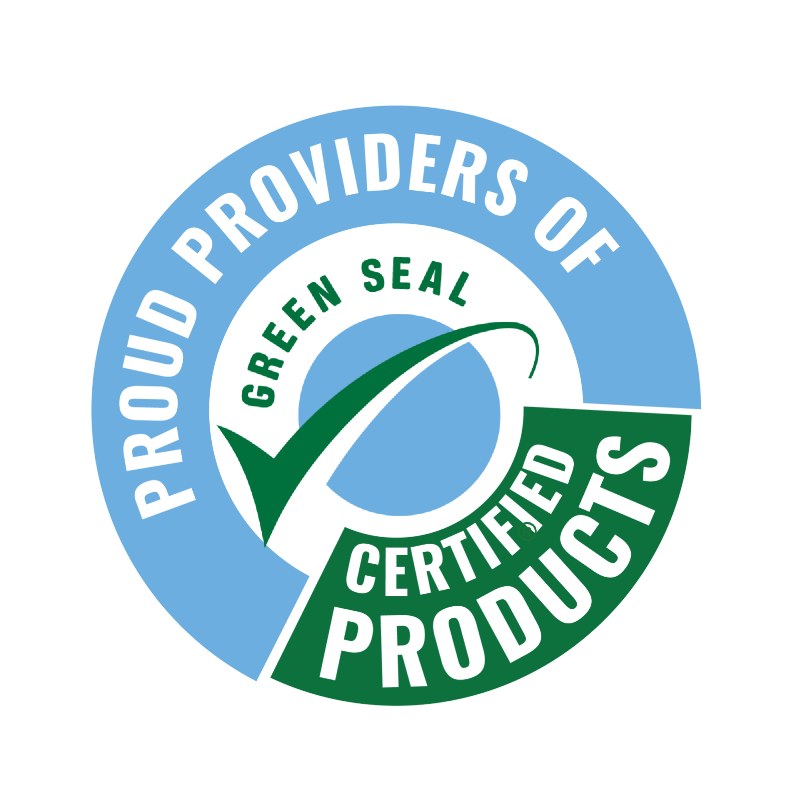 Green Seal Logo Ak Building Services